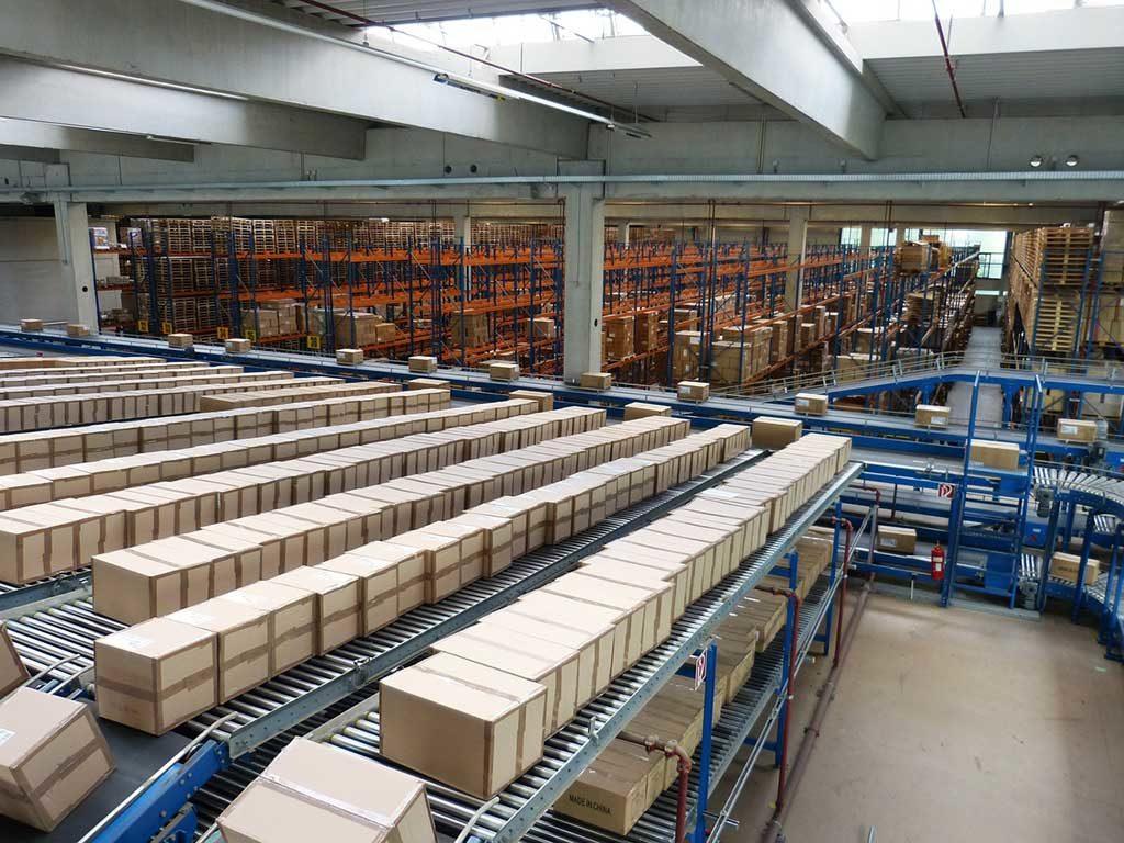 colis logistique livraison